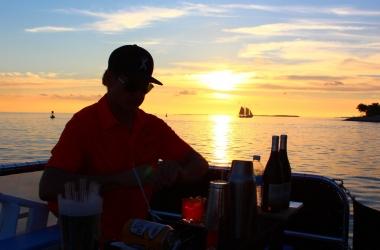 Boat Cruise Key West