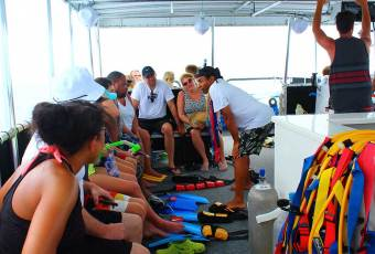 Diving Instruction Key West