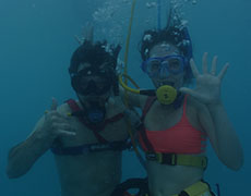 Snuba Diving Key West