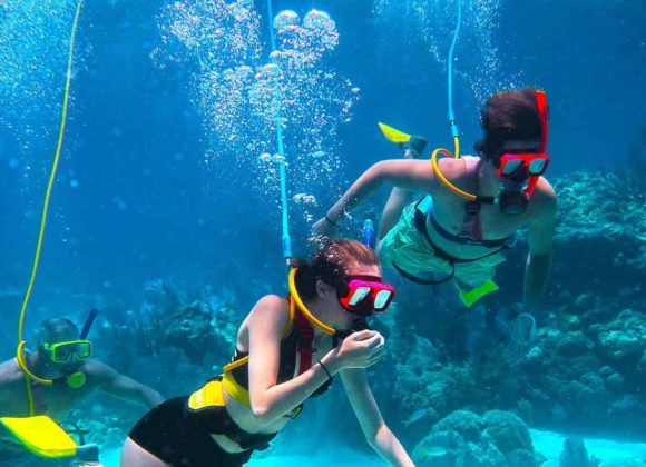 Scuba, Scuba Diving Instruction and Scuba School in Key West
