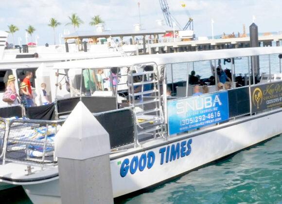 Boat Cruise in Key West