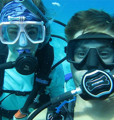 Snuba Diving in Key West, FL